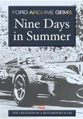 Nine Days in Summer  - Ford Archive Gems NTSC DVD