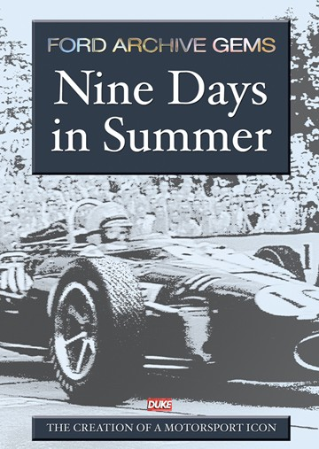 Nine Days in Summer  - Ford Archive Gems NTSC DVD - click to enlarge