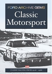 Classic Motorsport - Ford Archive Gems NTSC DVD