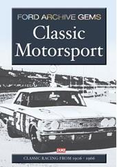 Classic Motorsport - Ford Archive Gems NTSC DVD