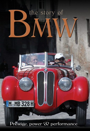 Story of BMW DVD - click to enlarge