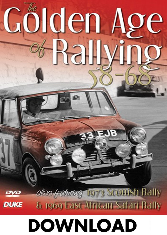 Golden Age of Rallying Download