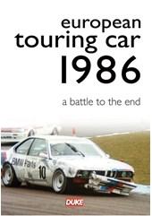 European Touring Car Championship 1986 DVD