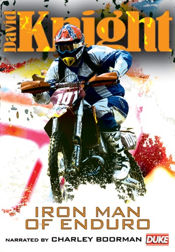 David Knight - Iron Man of Enduro DVD - click to enlarge