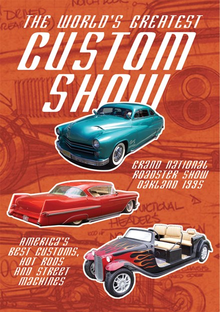 World's Greatest Custom Show DVD