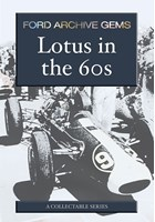 Ford Archive Gems - Lotus in the 60s
