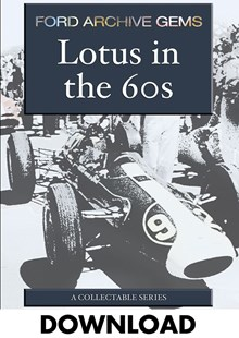 Lotus in the 60s - Ford Archive Gems Download