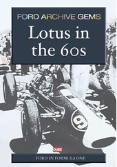 Lotus in the 60s - Ford Archive Gems  NTSC DVD