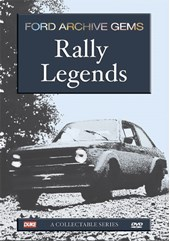 Ford Archive Gems - Ford Rally Legends