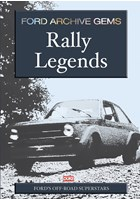 Ford Rally Legends - Ford Archive Gems NTSC DVD