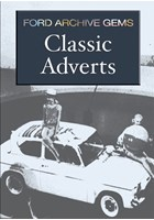 Ford Archive Gems - Classic Adverts DVD
