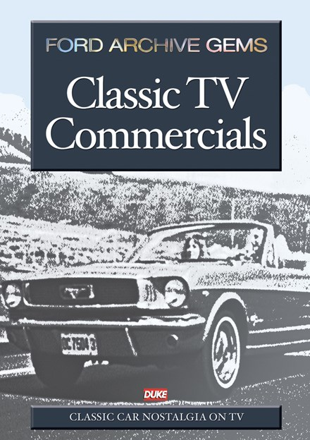 Classic TV Commercials -Ford Archive Gems NTSC DVD