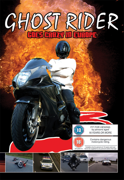 Ghost rider 3 release date in Brisbane