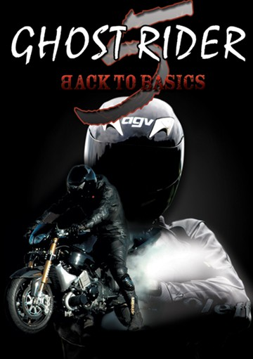 Ghost Rider 5 DVD - click to enlarge