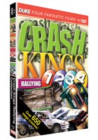 The Complete Crash Kings Rallying (4 DVD Disc Set)