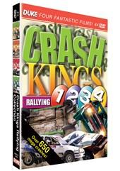 The Complete Crash Kings Rallying (4 DVD Disc Set)