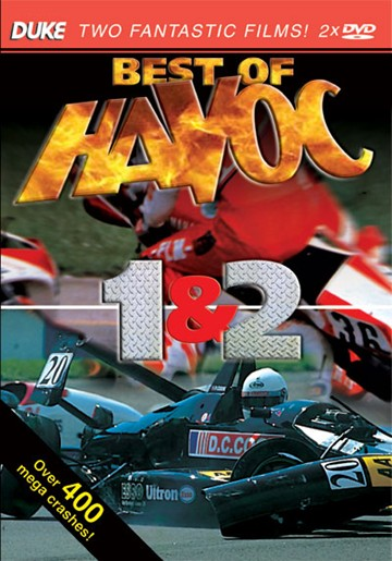 Best of Havoc 1 & 2 (2 DVD Disc Set) - click to enlarge