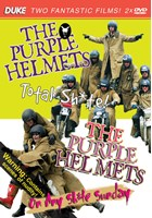 The Complete Purple Helmets ( 2 DVD Disc Set)