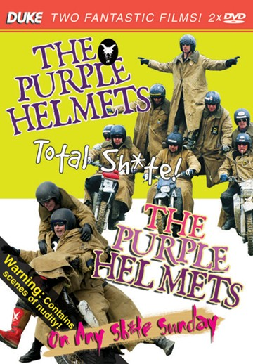 The Complete Purple Helmets ( 2 DVD Disc Set) - click to enlarge