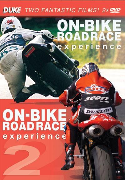 On Bike Road Race Experience 1 & 2 (2 DVD Disc Set)