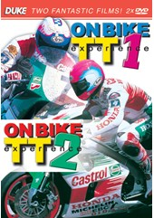 On Bike TT Experience 1 & 2 ( 2 DVD Disc Set)