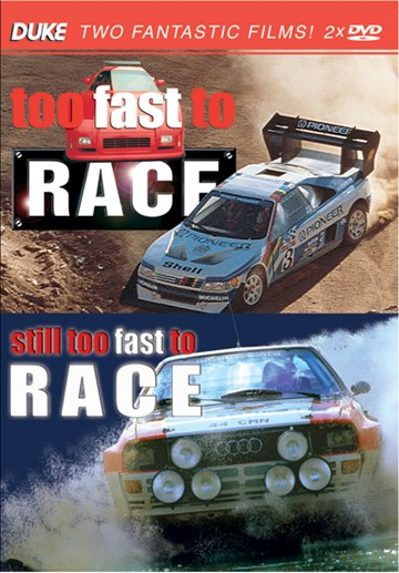 Too Fast to Race & Still to Fast to Race (2 DVD Disc Set) - click to enlarge