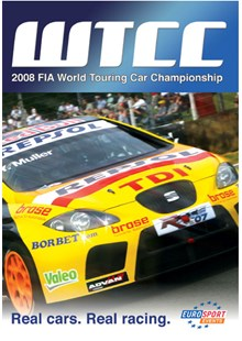 World Touring Car Review 2008 DVD