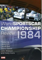 World Sportscar 1984 Review DVD