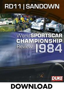 World Sportscar 1984 - Round 11 - Sandown Park - Download
