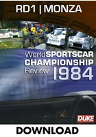World Sportscar 1984 - Round 1 - Monza -  Download