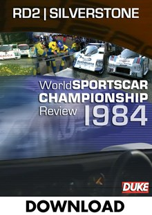 World Sportscar 1984 - Round 2 - Silverstone -  Download