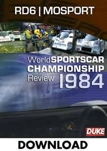 World Sportscar 1984 - Round 6 - Mosport Park - Download