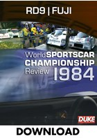 World Sportscar 1984 - Round 9 - Fuji - Download