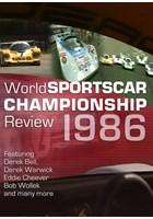World Sportscar 1986 Review DVD