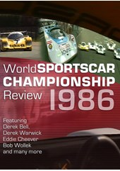 World Sportscar 1986 Review DVD