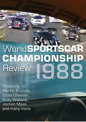 World Sportscar 1988 Review DVD