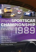 World Sportscar 1989 Review DVD