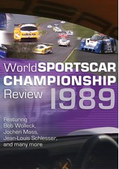 World Sportscar 1989 Review DVD