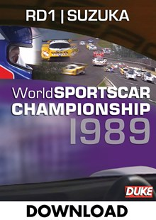 World Sportscar 1989 - Round 1 - Suzuka -  Download