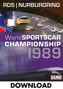 World Sportscar 1989 - Round 5 - Nurburgring -  Download