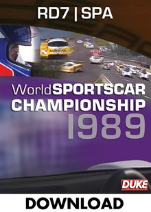 World Sportscar 1989 - Round 7 - Spa-Francorchamps - Download