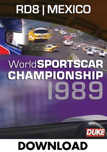 World Sportscar 1989 - Round 8 - Autodromo Hermanos Rodriguez -  Download