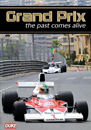 Grand Prix - The Past Comes Alive DVD - click to enlarge