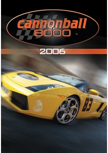 Cannonball 8000 2006 DVD