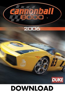 CANNONBALL 8000 2006 Download