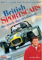 British Sportscars Trackday Revolution DVD