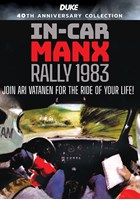 In-Car Manx Rally 1983 DVD