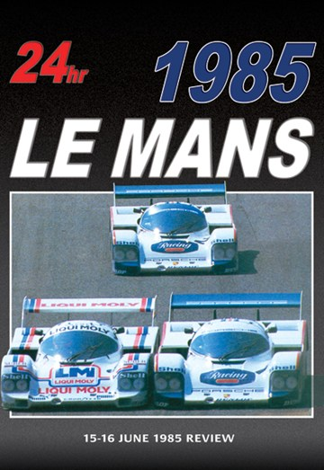 Le Mans 1985 DVD - click to enlarge