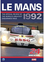 Le Mans 1992 DVD