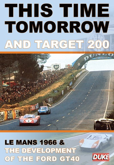 This Time Tomorrow & Target 200 DVD